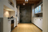 Modules de cuisine de porte en bois solide d'offre d'usine