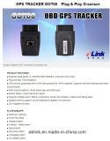 ワイヤーか口論、ちょうどスナップおよびトラックOBD IIポートの手段の追跡者無しGSM GPRS GPS (GOT08)