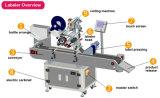 Machine à étiquettes recouvrante et remplissante automatique
