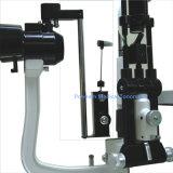 モーターを備えられた表(WHY-J5S)が付いている病院のデジタル細げき燈顕微鏡