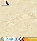 De mármol pulido Inkject Beige Baldosa porcelana esmaltada de materiales de construcción 600X600 (Y60087)