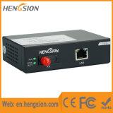 1 Tx y 1 interruptor de red del acceso de Ethernet de los accesos del Megabit de Fx