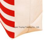 Sacchetto organico promozionale personalizzato del cotone