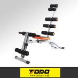 Faisceau de merveille de matériel de gymnastique machine de 6 ABS de paquet