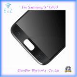 SamsungギャラクシーS7 G930 G930F Displayerのための電話タッチ画面LCD