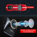 "2.4 "" Ambarella A7la50 2k 해결책 최고 1296p 차 DVR 붙박이 G 센서, 5.0mega 사진기, Hdr, WDR 의 움직임 Dectection 기능 DVR-2404"