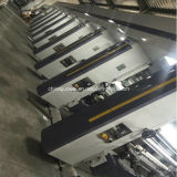 Machine d'impression de rotogravure de couleur de la vitesse 8 pour le film 180m/Min