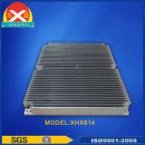Dissipateur de chaleur en aluminium pour contrôleur du vent