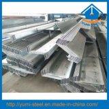 建築材料はC/Zの形の鋼鉄チャネルの屋根の鉄骨フレームに電流を通した