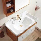 Cabinet de salle de bains antique de style européen