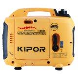 Kipor Ig2000 / Ig2000p Бензиновый генератор 2kw для домашнего использования, с параллельным Kit