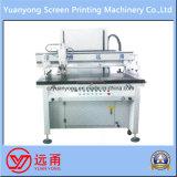 Impresora de cristal de la pantalla de seda de la base plana
