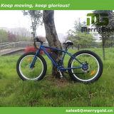 O pedal ajudou à bicicleta elétrica gorda de MTB feita em China