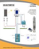 pompa ad acqua solare 24V, pompa di vite del corpo dell'acciaio inossidabile 3ss, 4ss