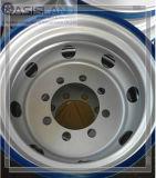 يشكّل ألومنيوم عجلة, فولاذ عجلة, شاحنة عجلة, عجلة قابل للتفكيك ([17.5إكس6.75] [17.5إكس6.00] [22.5إكس8.25])