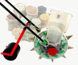スイートコーン機械種取り機の種まき肥料プランター