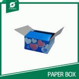 Nahrungsmittelgrad-Wellpappen-Kasten für das Eiscreme-Verpacken
