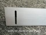 6063/6061 di lega di alluminio dell'espulsione ha spazzolato il profilo fatto saltare/Matt anodizzato di /Sand