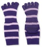 Носки противоюзового Non-Slippery сжатия Unisex для спортов