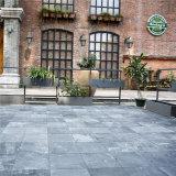 自然な石造りのスレートのタイルをかみ合わせる2017新しい庭