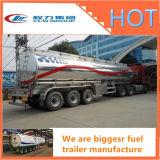 Becken-halb Schlussteil Aluminiumlegierung-Kraftstoff-Tanker-/Liquid-/Petrol