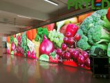 Cabinet Billboard LED 500 * 500mm pour la location Outdoor Indoor (P3.91, P4.81, P5.95)