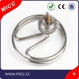 Micc elemento tubolare personalizzato del riscaldatore dell'acciaio inossidabile 12V