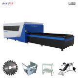 Máquina de estaca do laser da fibra para o equipamento metalúrgico, elevadores