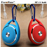 Porte-clés en plein air Haut-parleur sans fil Bluetooth, USB Mini carte SD Haut-parleur Bluetooth portable