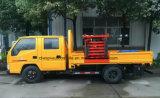Jmcの二重タクシー9メートルは高揚力プラットホームの働くトラックを切る
