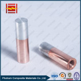 Vêtu d'explosifs bilame effectuant de la plaque de cuivre/aluminium