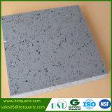 Pedra cinzenta de quartzo da faísca dos preços de fábrica