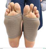 신발 바닥에 넣는 받침판 정형외과 패드 개정 안창 발 배려 공구가 Orthotic 발바닥 Fasciitis 방석 패드 소매 발뒤꿈치에 의하여 편평한 발 박차를 가한다