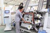 Головная машина алюминиевого окна CNC 4 угловойая гофрируя
