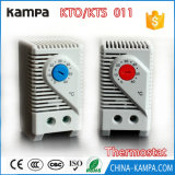 Regulador de temperatura mecánico (NC) normalmente cercano del termóstato de la cabina de Stego del compacto Kto011 termorregulador