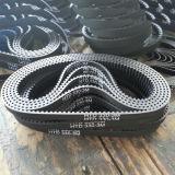Cinghia di sincronizzazione di gomma industriale di Cixi Huixin Htd 288/320/328/336/344-8m