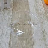 Achteckiges Plastikfrucht-Tellersegment für das Frucht-Verpacken