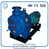 С самозаливкой центробежный электрический насос для сточных вод предприятий химической промышленности