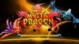 Máquina tragaperras mística de la máquina de juego del cazador de los pescados del dragón