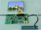 """AV/VGA/HDMI entrou 5.6 de """" o módulo TFT LCD SKD para o sistema de controlo industrial"""