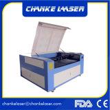 Incisione di cuoio di gomma di vetro del laser del documento del metallo che intaglia le tagliatrici in legno