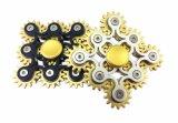 A engrenagem nova do metal do projeto brinca o girador do dedo do OEM