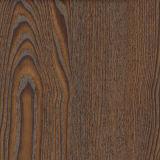 Documento decorativo del pavimento di legno del grano della cenere