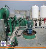 Heißes Verkaufs-Abfall-Schwarz-Motoröl-Abfallverwertungsanlage