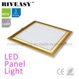 Electroplated 알루미늄 16W 금 LED 위원회 빛
