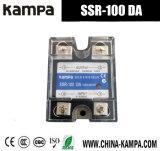 C.C de SSR-100da 100A SSR 100da 3-32V au relais à C.A. 24-480V semi-conducteur