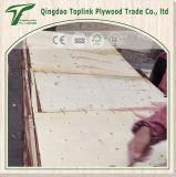 La madera contrachapada/la película de la construcción del encofrado del andamio hizo frente a la madera contrachapada