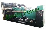 704kw Coolgolのディーゼル発電機セット(BKM704)