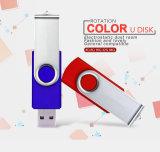 Süßigkeit-Farben-Schwenker 2GB-64GB USB-Blitz-Laufwerk-Feder-Laufwerk