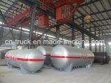 직매 중국 새로운 4cbm LPG 탄알 4ton LPG 탱크를 만든다